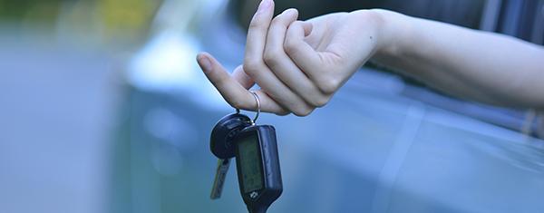 車の鍵をなくした時の対処法